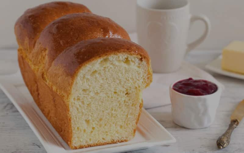 Pan Brioche all'Olio di Oliva